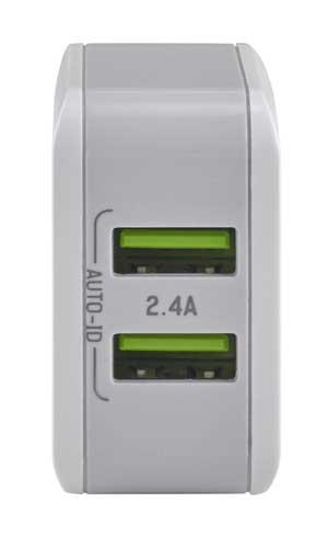 Dual USB-UG-AC200-White