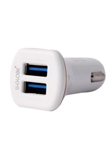 Dual USB-UG-AC219-White